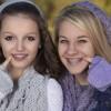 girls wearing braces